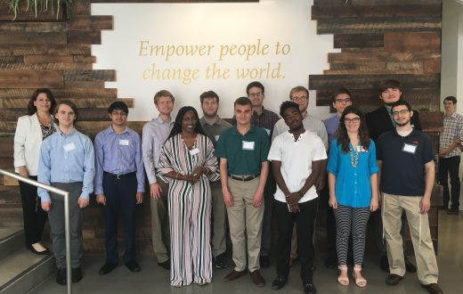 Congratulations to our Summer 2018 Interns