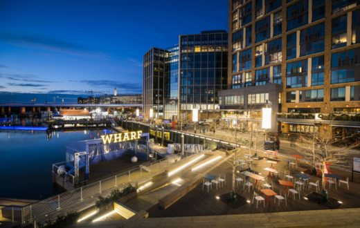 BroadFutures' New Partnership with the District Wharf