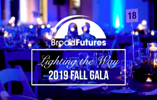 BroadFutures Lighting the Way Fall Gala 2019